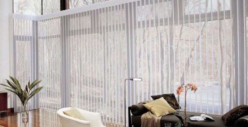 Vertical Blind Untuk Interior